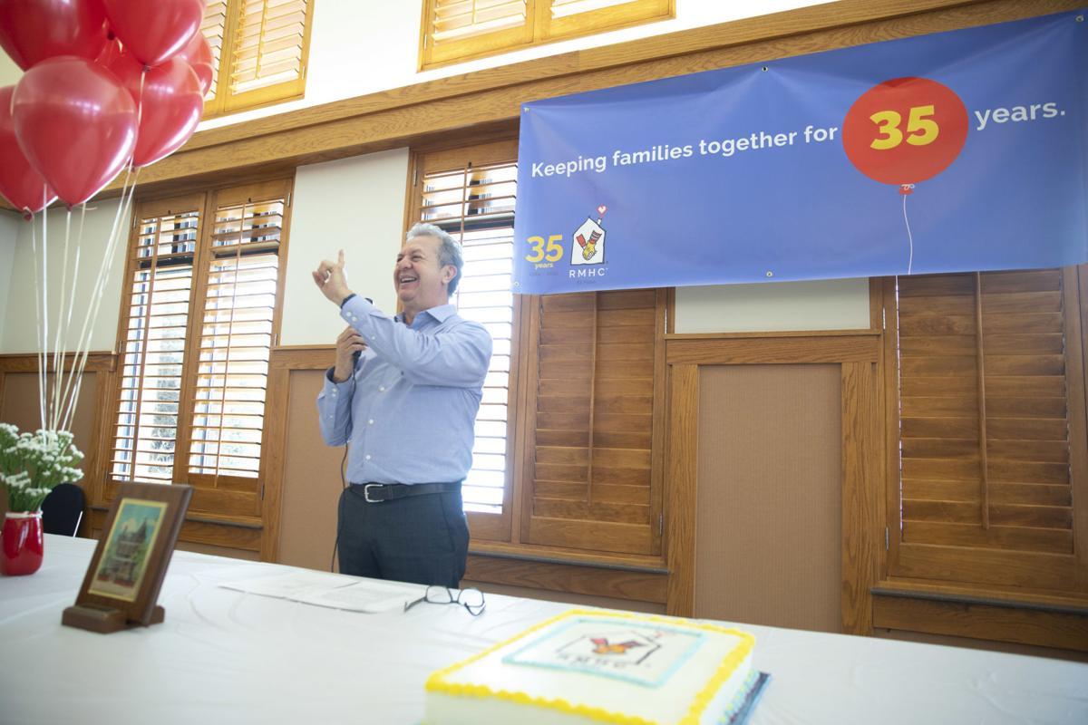 35th Anniversary- Ronald McDonald House Charities