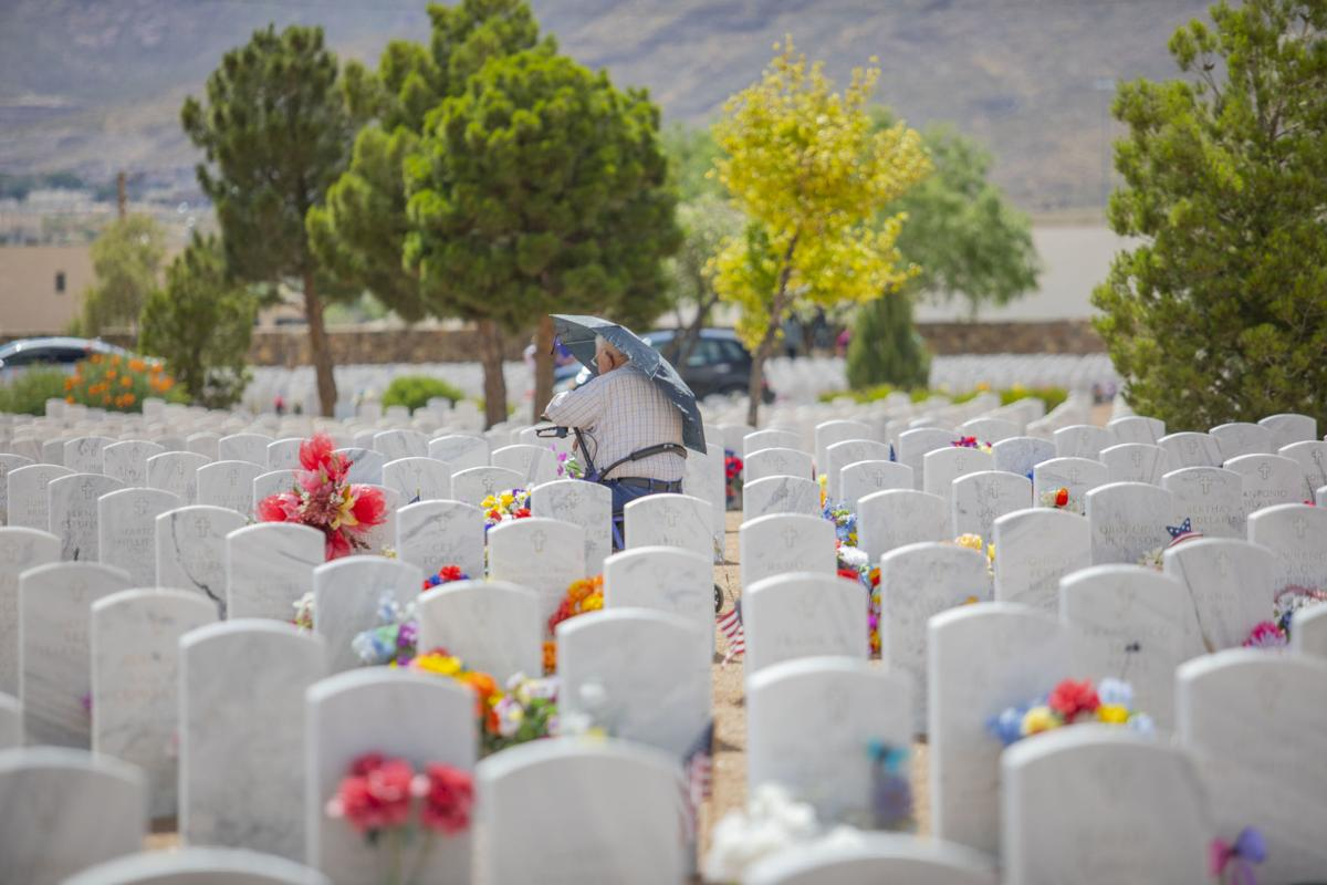 Memorial Day at Fort Bliss National Cemetery