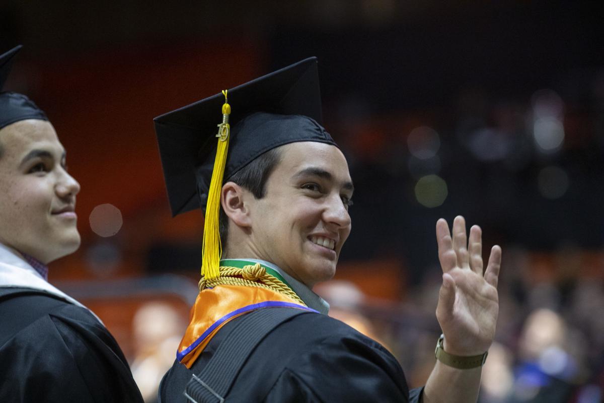 Utep Graduation 2020.A Final Commencement Local Features Elpasoinc Com