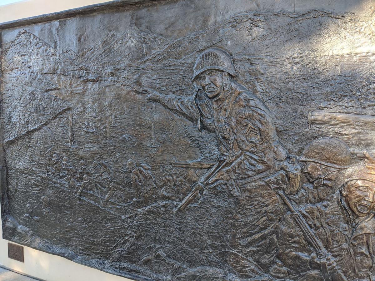 Company E Memorial