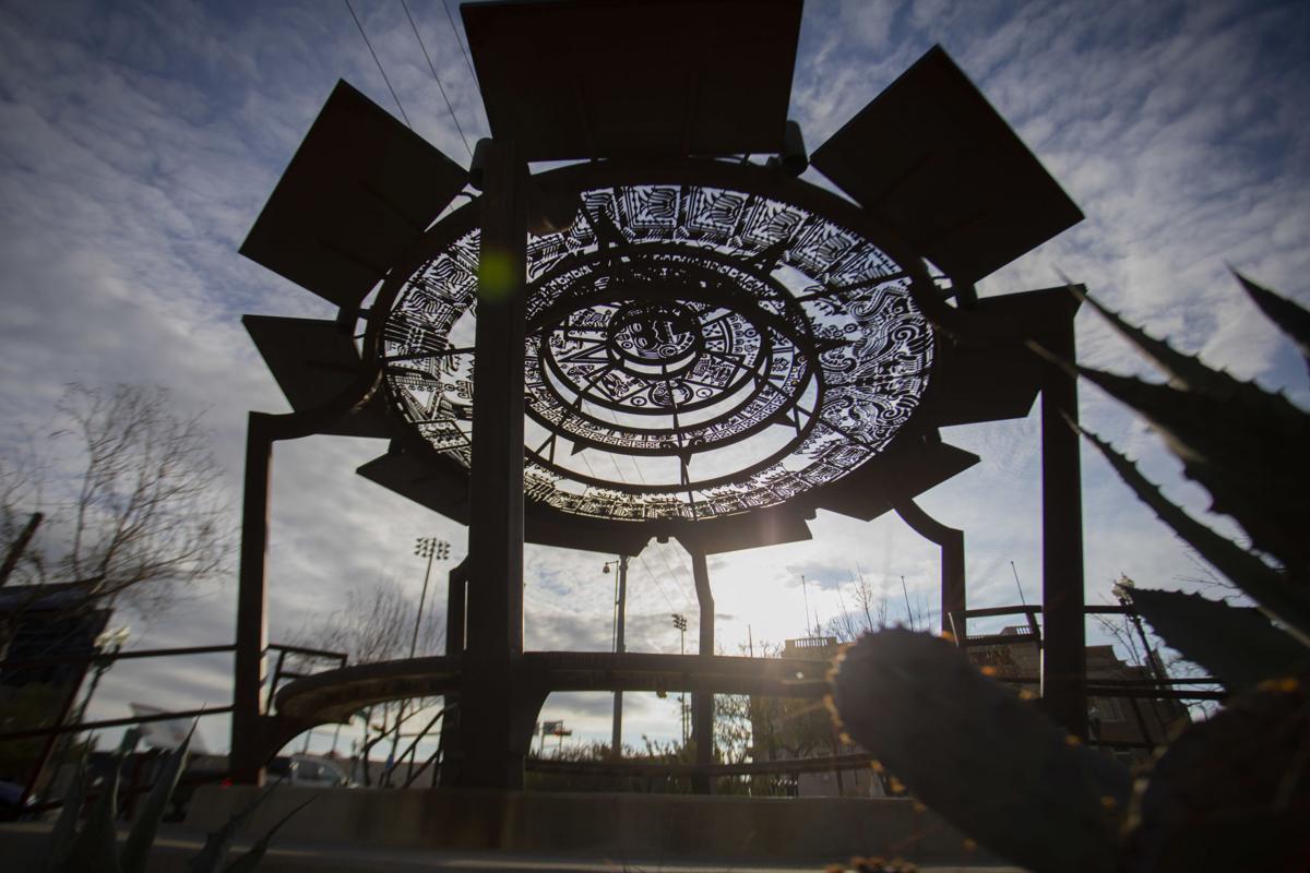 'Aztec Pavilion'