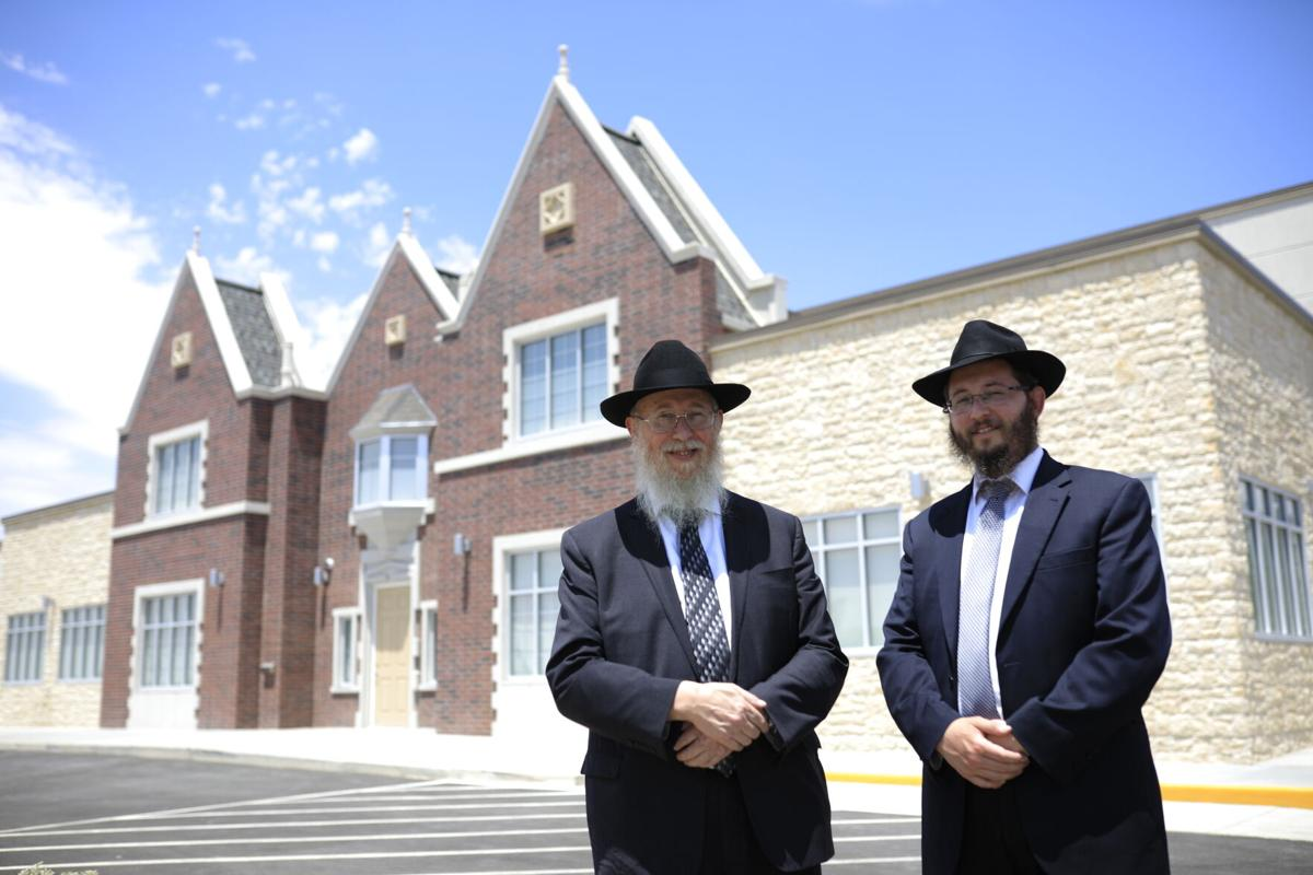 New Chabad Lubavitch Center for Jewish Life