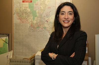 Carmen Arrieta-Candelaria is the city's chief financial oficer