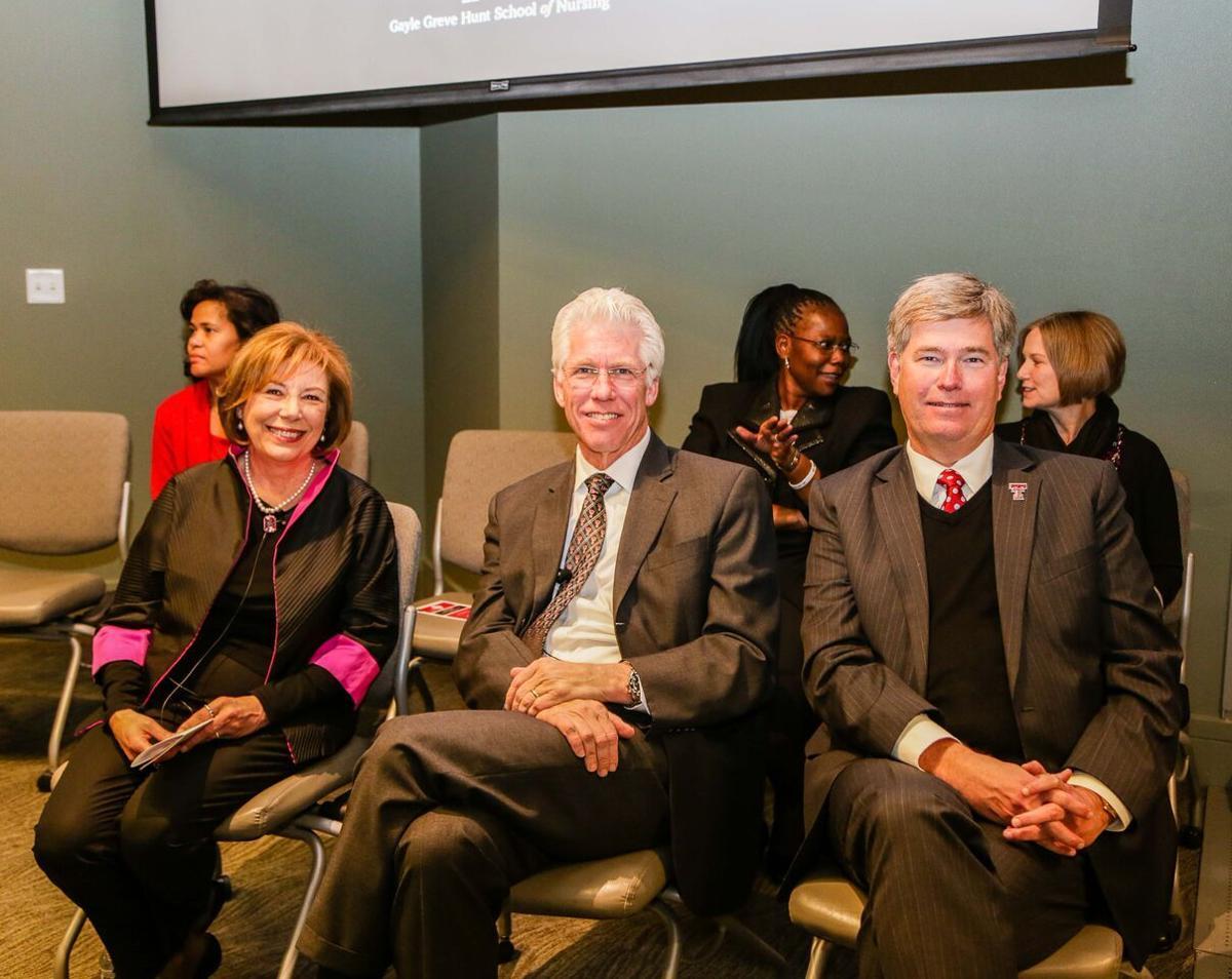 Families help pin 46 new nurses at Texas Tech | Local News