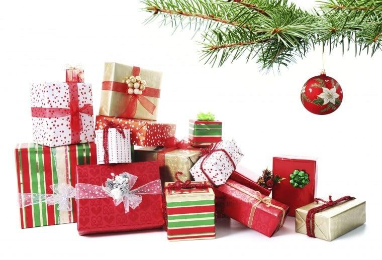 Gift pile under a Christmas tree | | elpasoinc.com