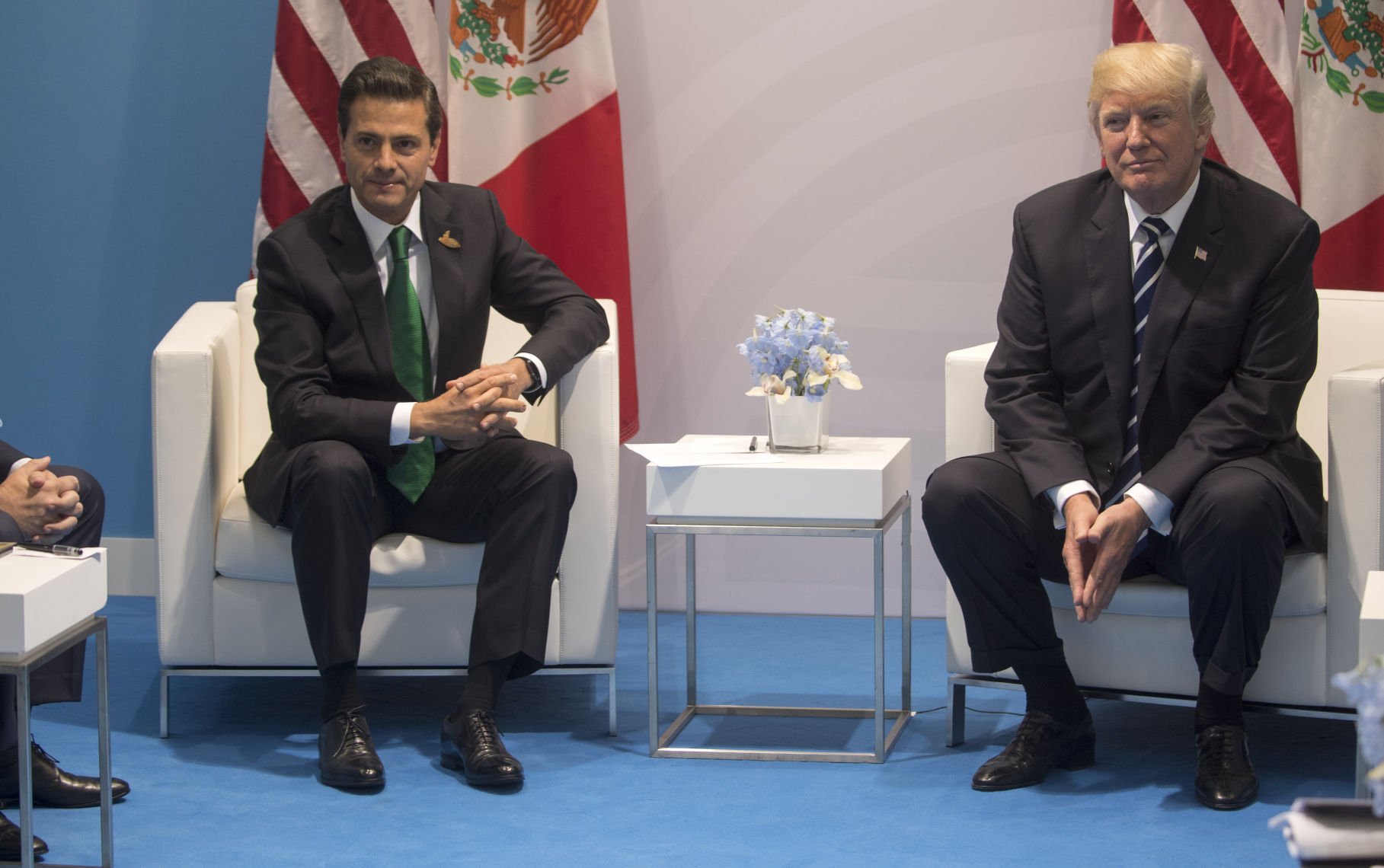 'Mexico to defend dignity in ties with US'
