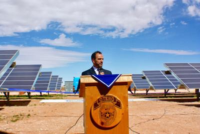 El Paso company helps prison go solar   Border Business