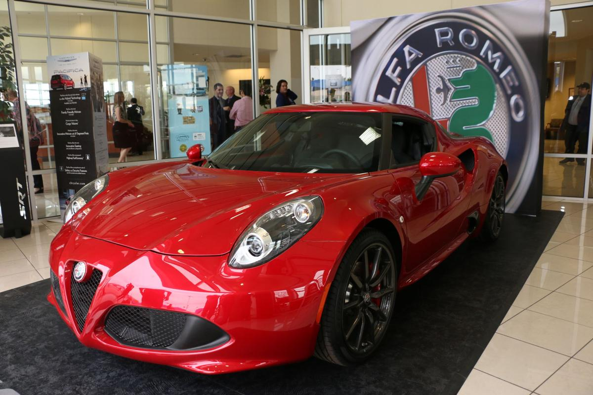 bach and cars alfa romeo launches in el paso local news. Black Bedroom Furniture Sets. Home Design Ideas