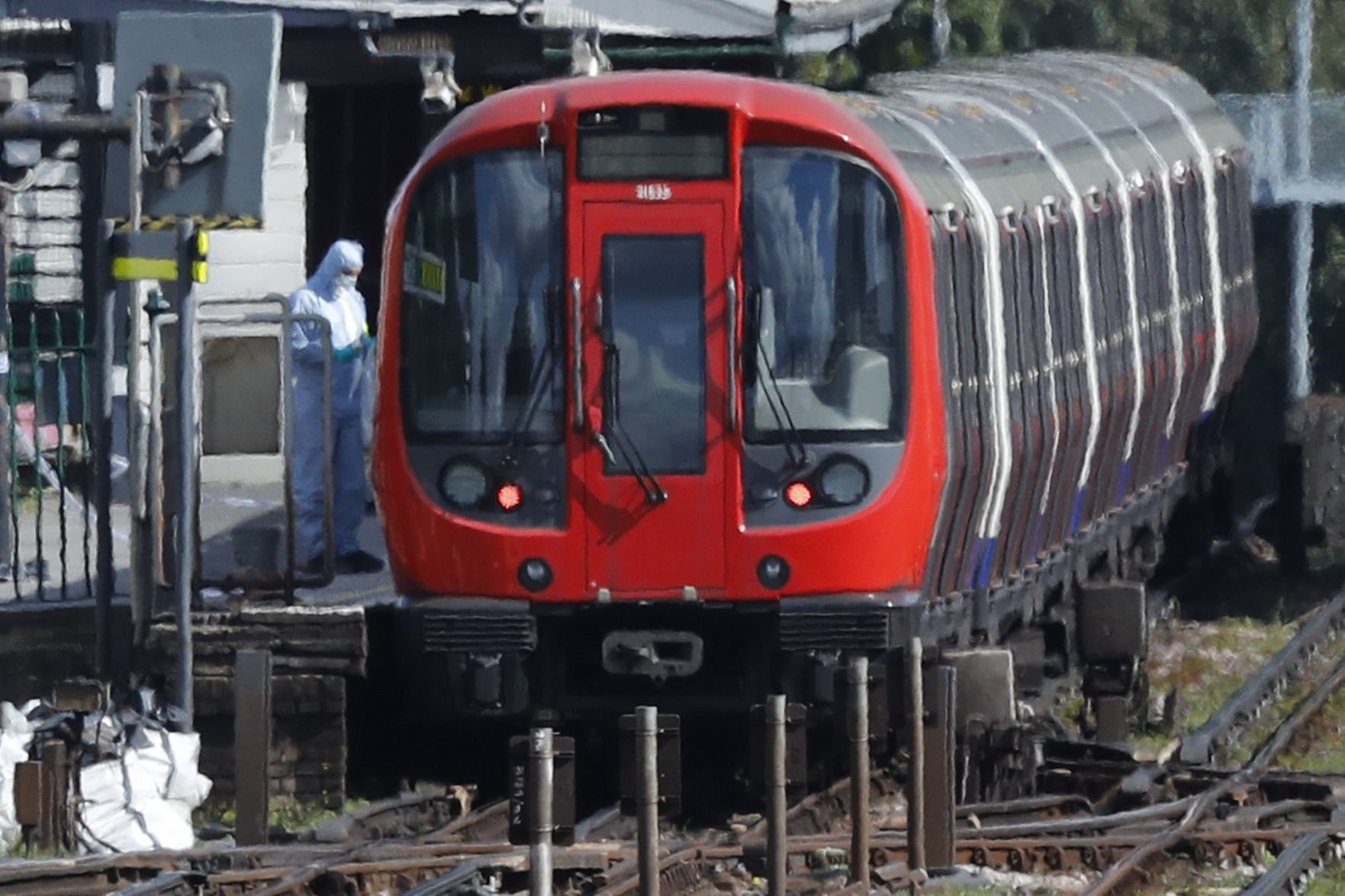 Third man arrested after connection to London Tube bombing
