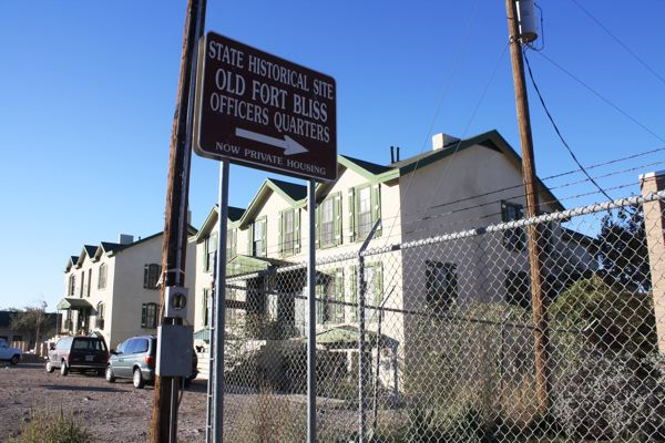 City Closes Old Fort Bliss Local News Elpasoinc Com