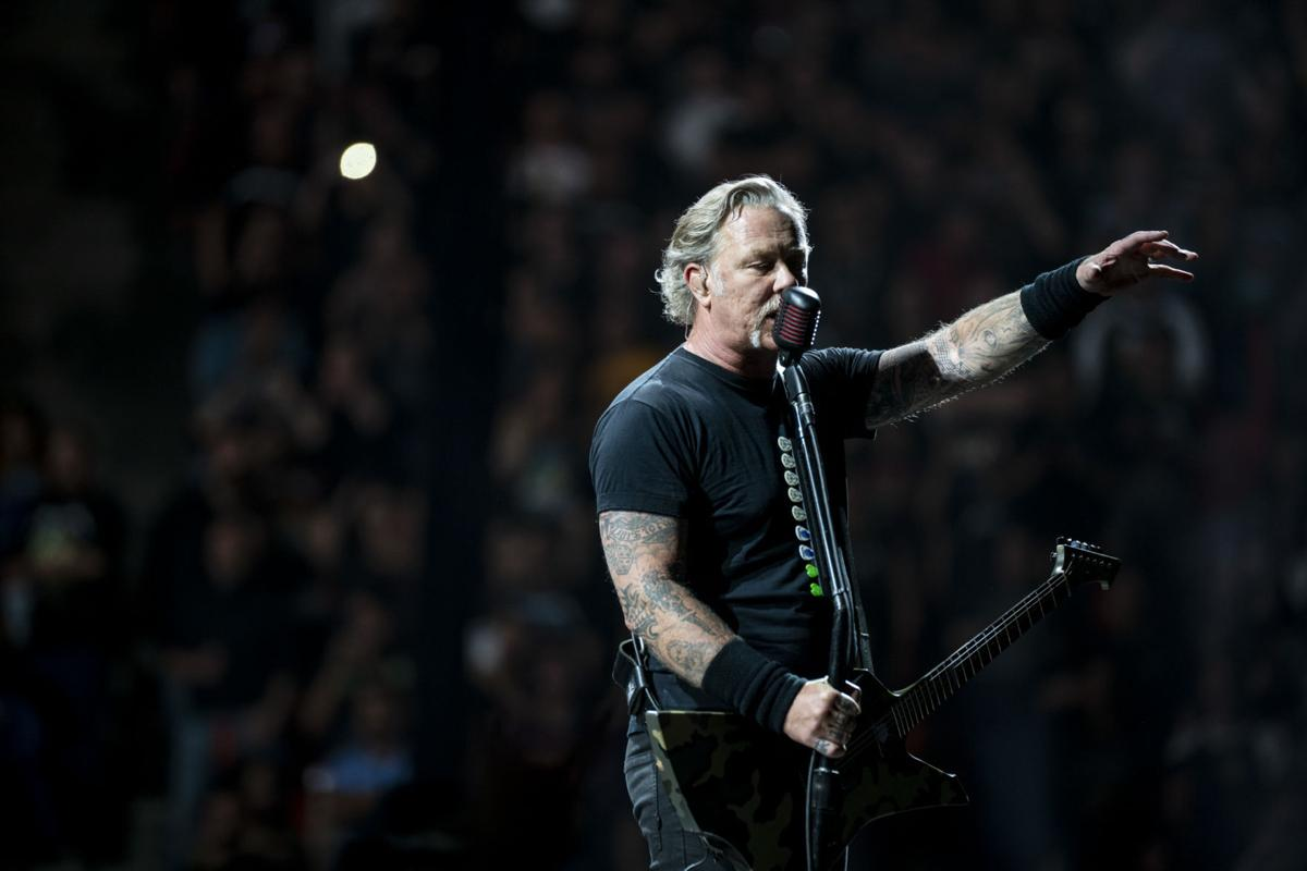 Metallica Returns to El Paso
