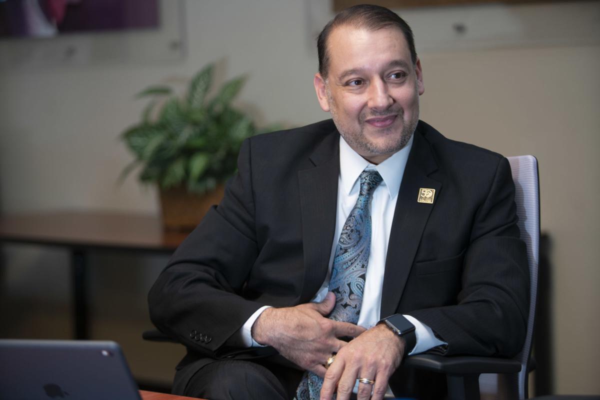 Q&A: Dr. William Serrata, President, El Paso Community College
