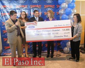 Shamaley Ford El Paso >> Shamaley Ford Ribbon Cutting Elpasoinc Com