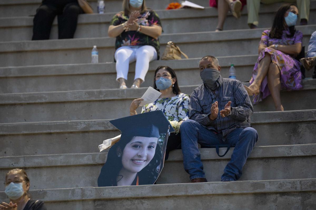 El Paso High School Graduation