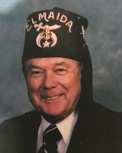 Richard P. 'Dick' Holmes