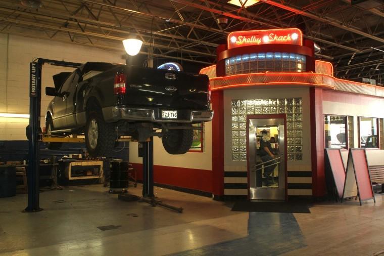 Casa Ford El Paso Tx >> Shelby Shack Re Opens At Casa Ford Local News Elpasoinc Com