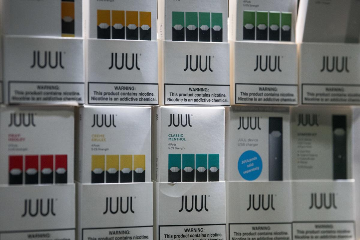 Juul Violated Federal Rules by Marketing Vaping Products as Safer Than Cigarettes, FDA Says