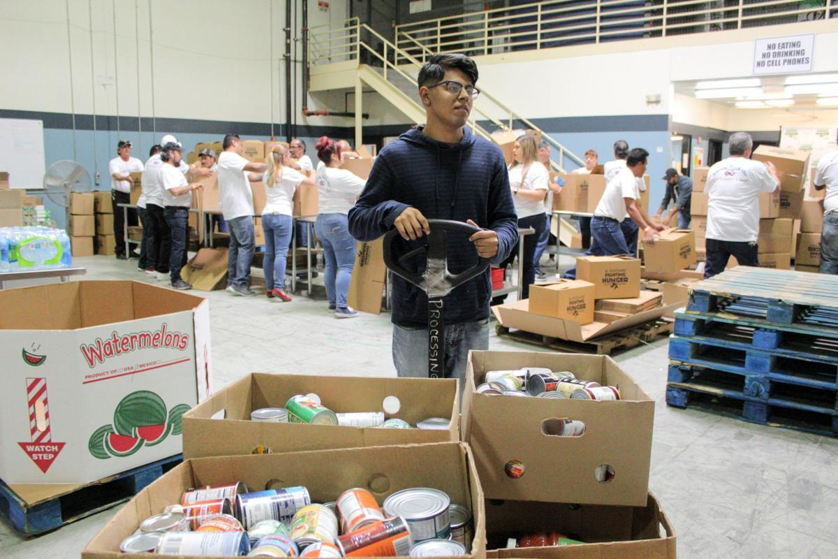 EPFH food bank volunteers.jpg