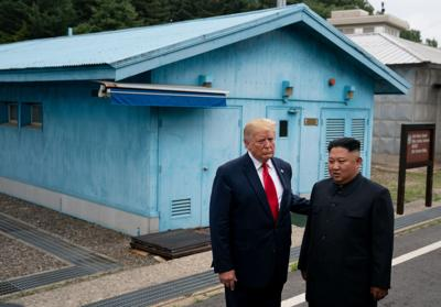 North Korea Missile Tests, 'Very Standard' to Trump, Show Signs of Advancing Arsenal