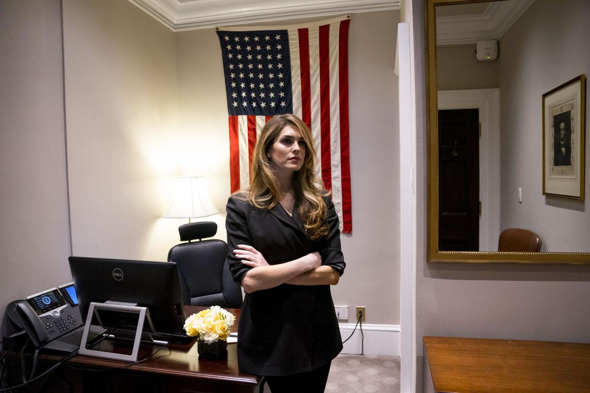It S Not Clear Who Can Replace Hope Hicks Ap Wire