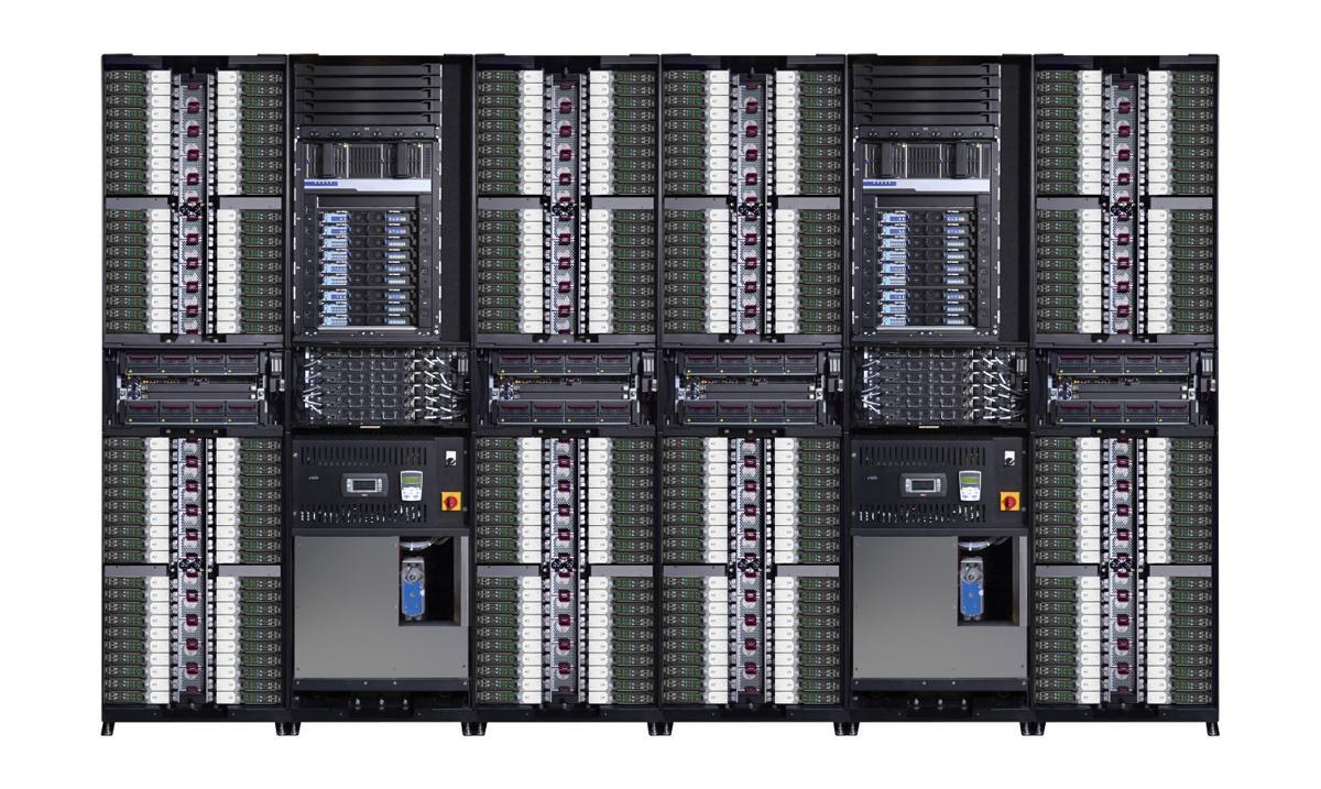 Hewlett-Packard Apollo 8000