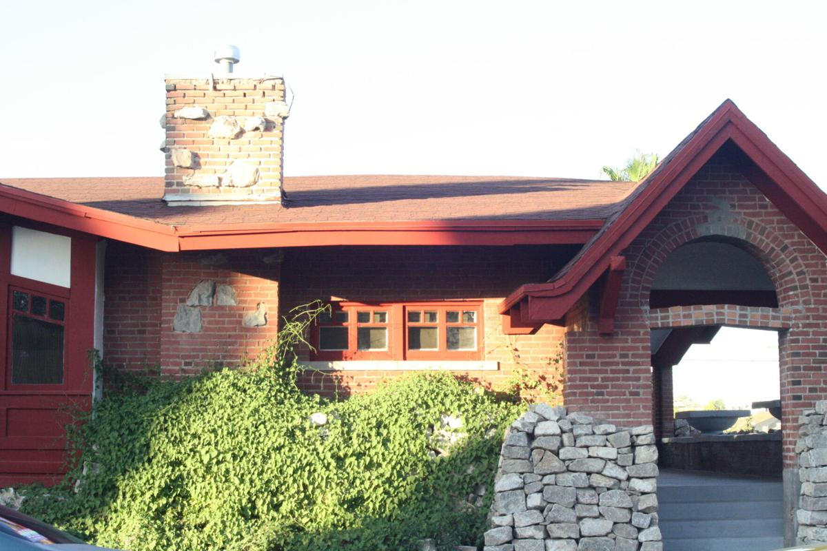 Historic Trost house