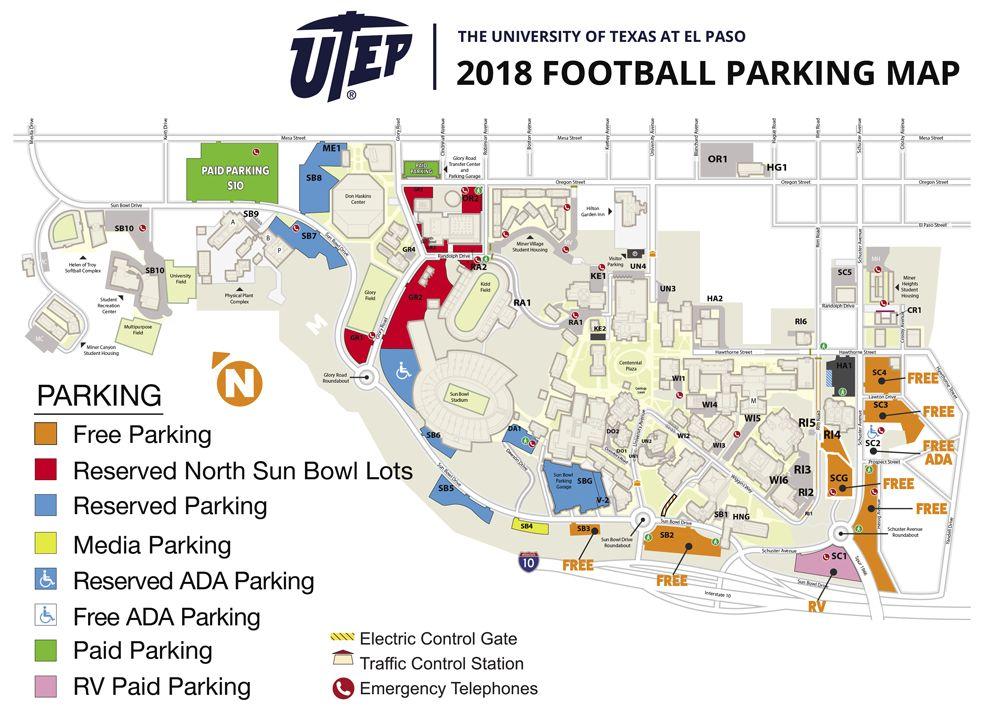 2018 MINER FOOTBALL FAN GUIDE | Local Features | elpasoinc com