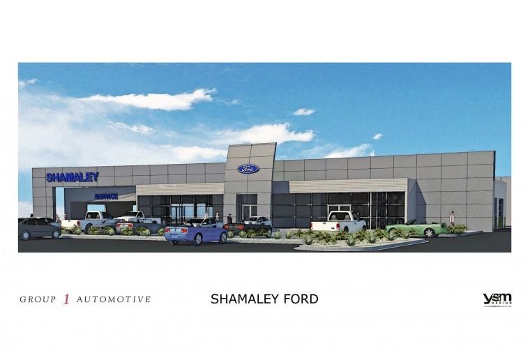 Shamaley Ford El Paso >> Rendering Of Shamaley Ford Renovations Elpasoinc Com