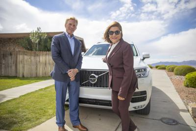 Volvo Delivers First El Paso Vehicle