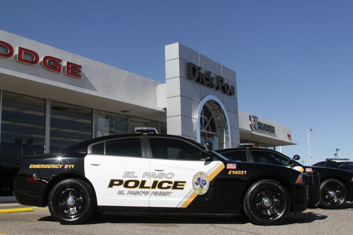 El Paso Police Buys New Black And White Cars Local News