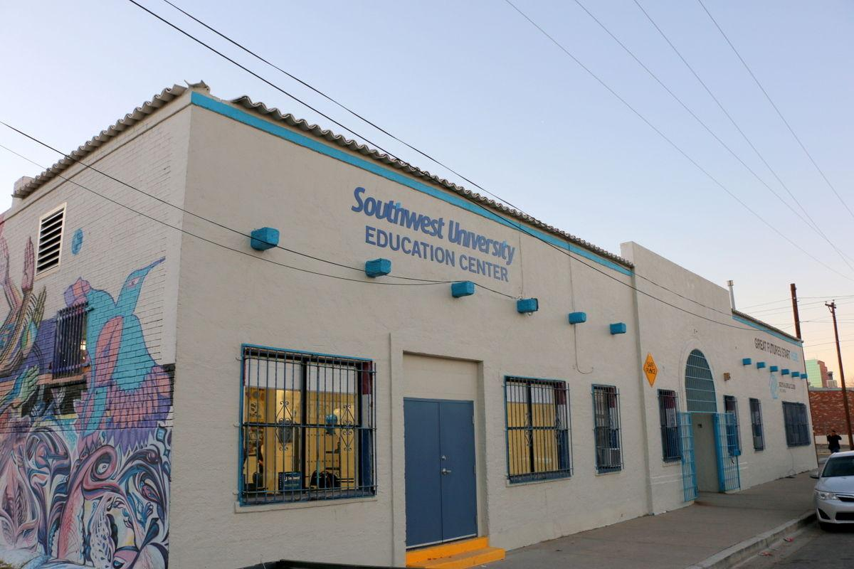 Southwest University Donates Building To Boys And Girls Club Of El