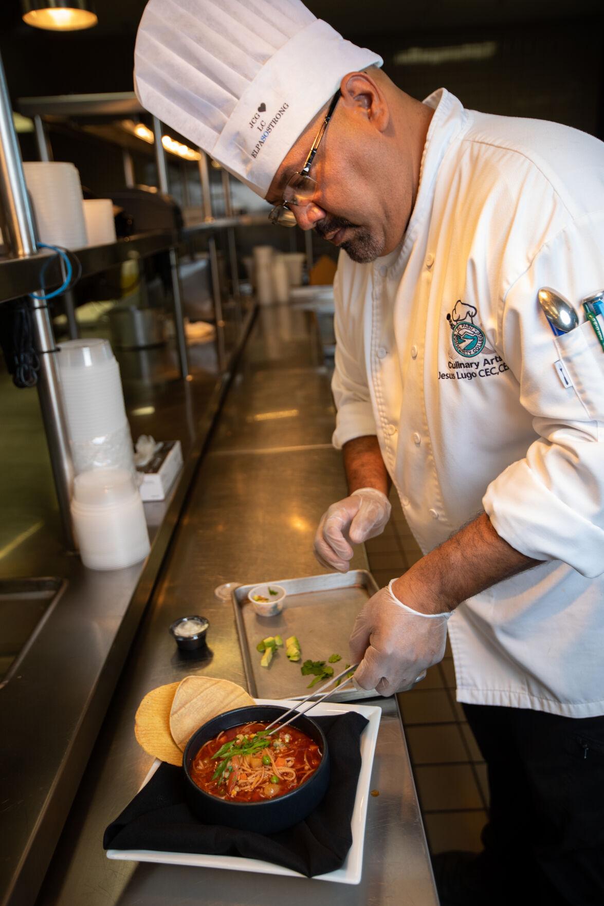 EPCC Chef Lugo