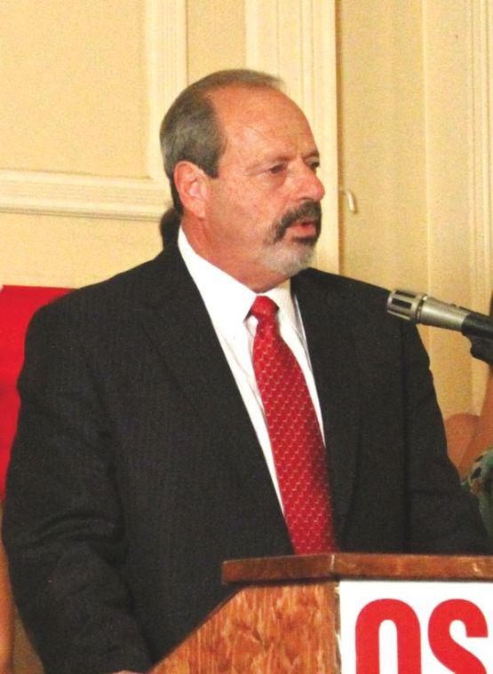 El Paso Mayor-elect Oscar Leeser