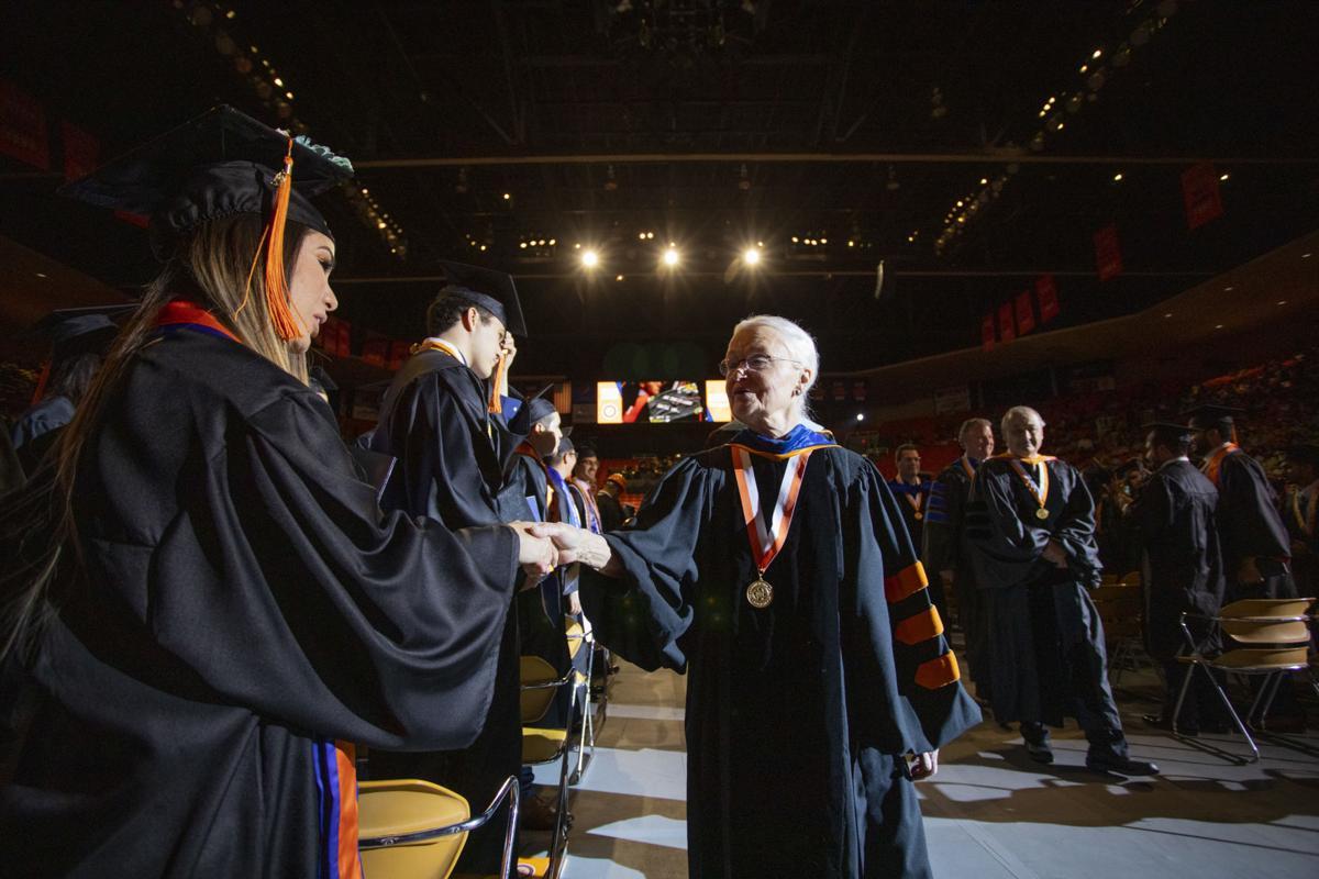 Utep Graduation 2020.Gallery A Final Commencement Lifestyle Elpasoinc Com