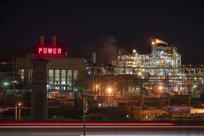 El Paso Electric Power Plant