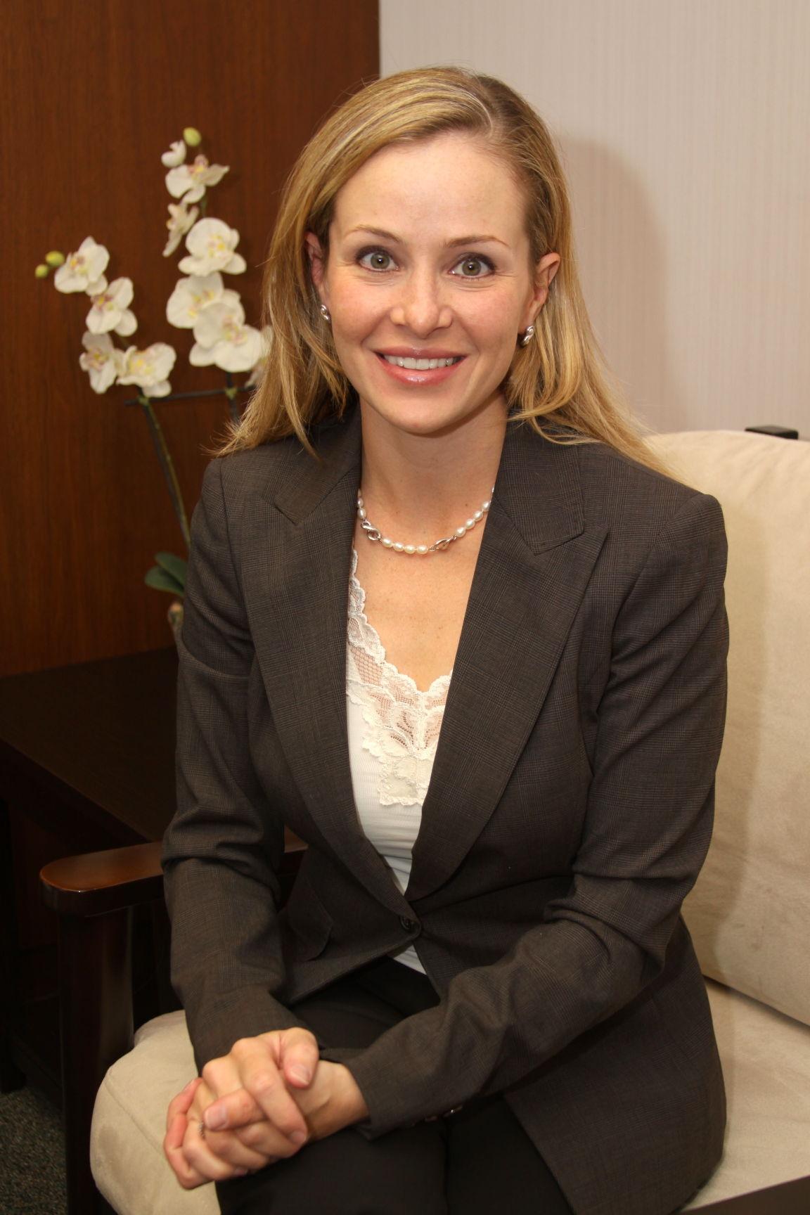 MCA president Emma Schwartz