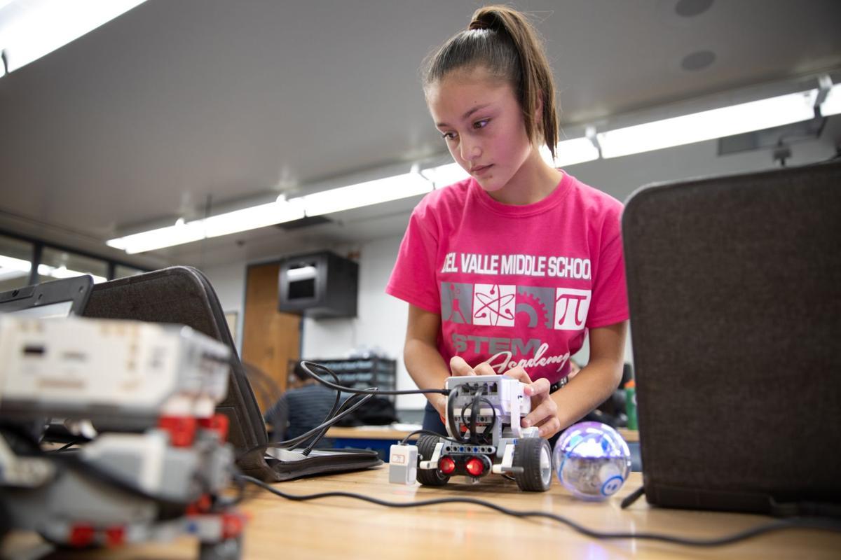 Marathon awards YISD schools STEM grants 2