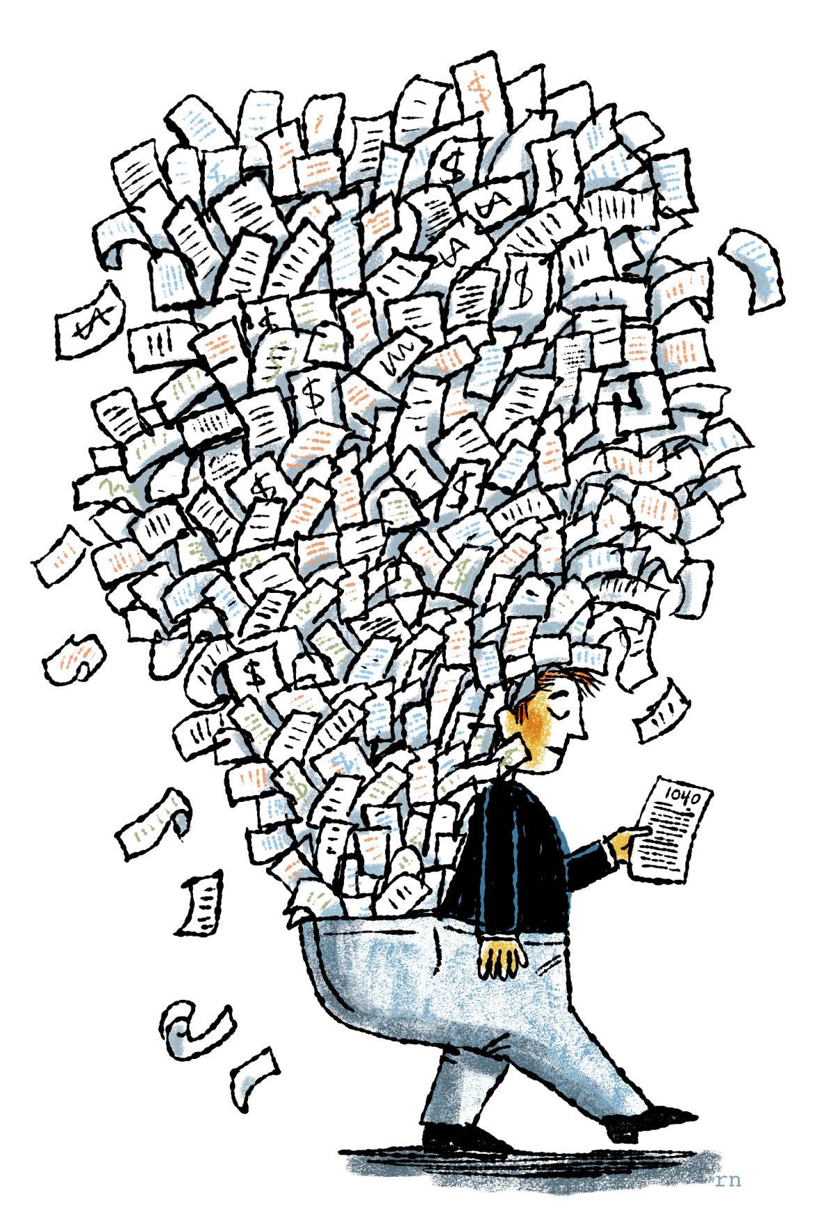 The (long) list of documents you should keep | Ap Wire | elpasoinc.com