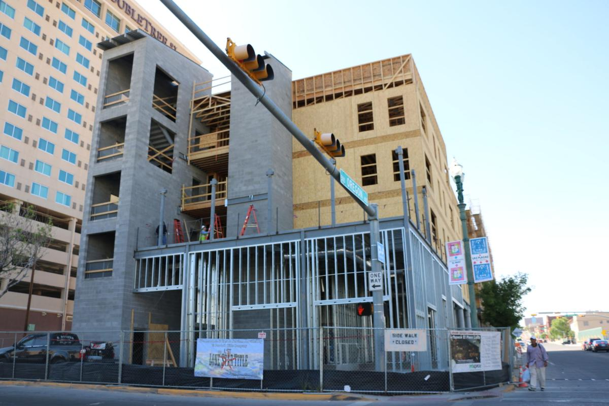 Artspace Lofts going up fast in Downtown | Local News