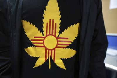 Pot is now legal in New Mexico.