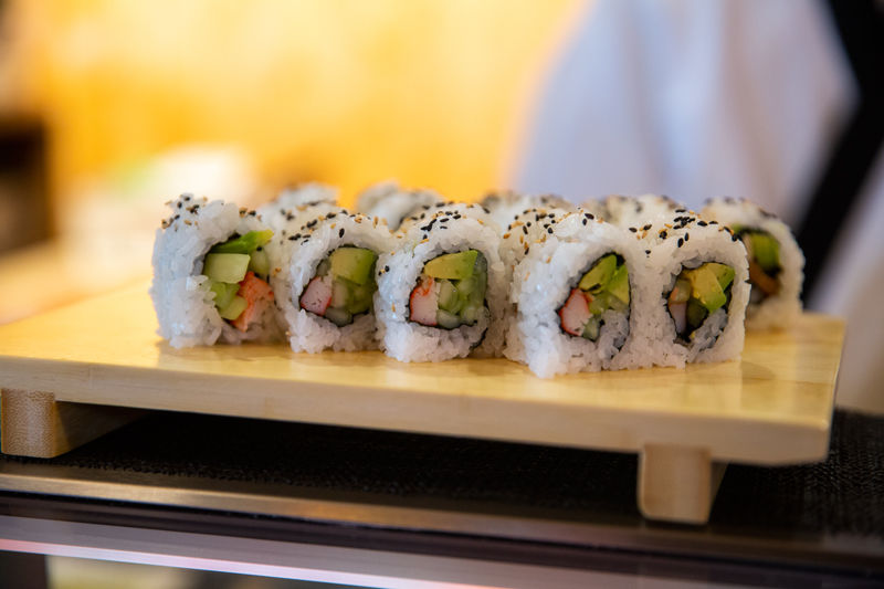 Sunny's takes 'best' sushi to far West El Paso 2