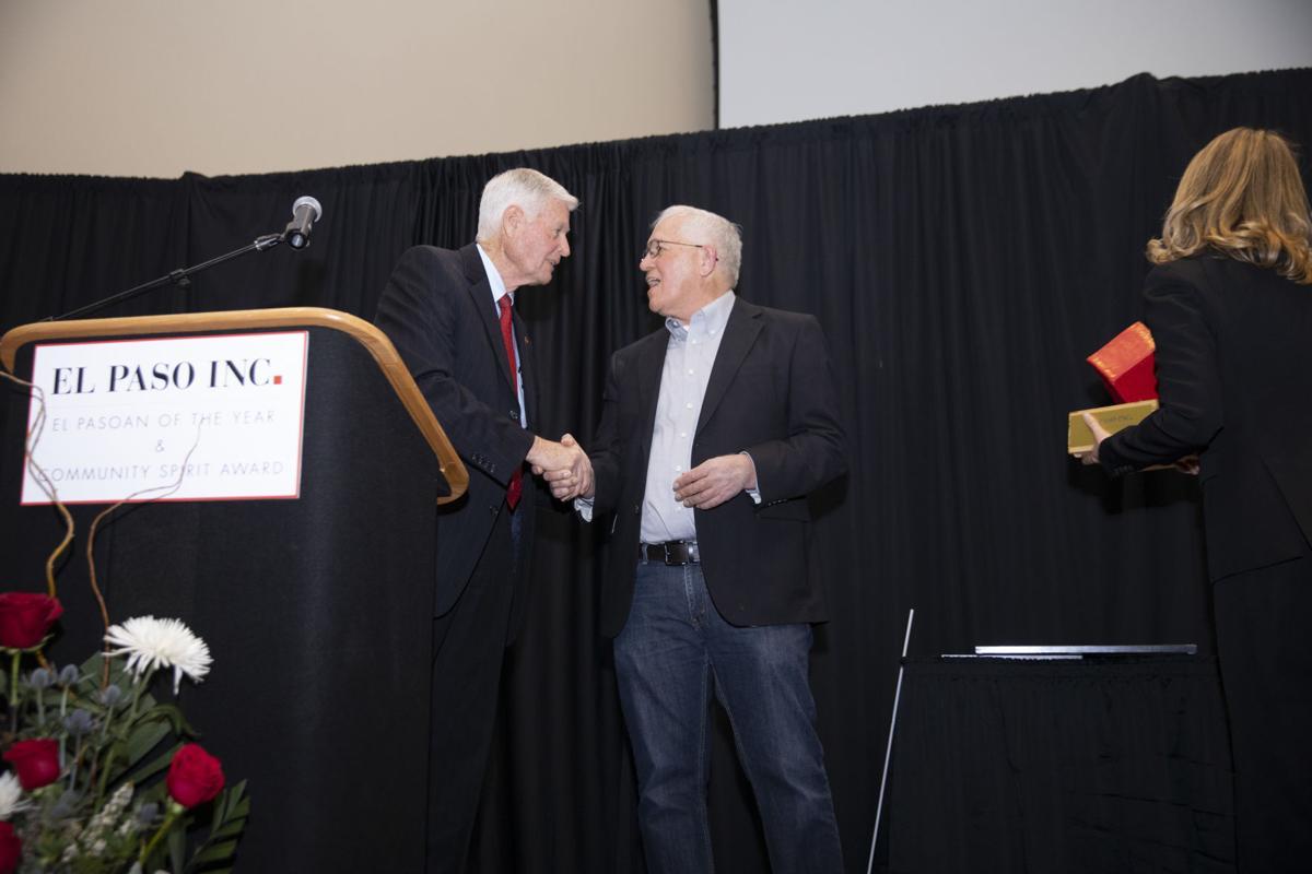 Community Spirit Award: Ruben Garcia