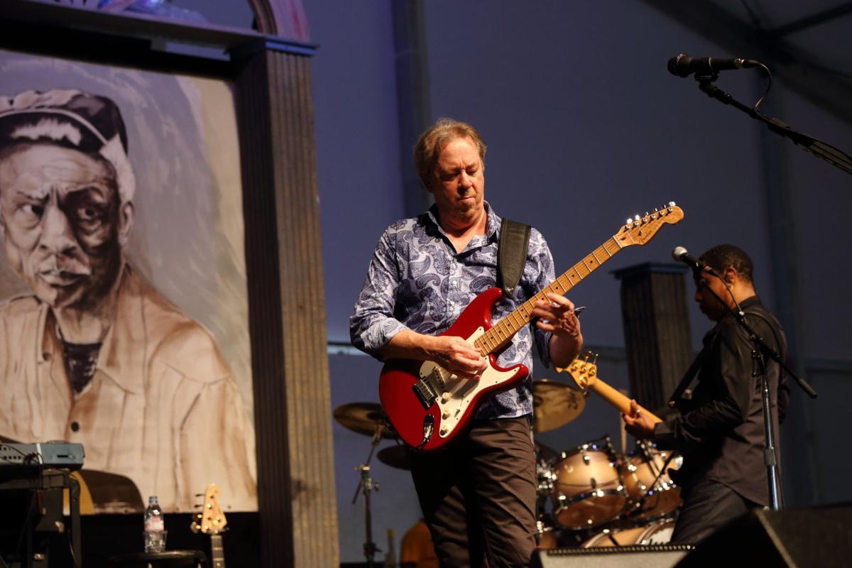 Boz Scaggs, 2014 New Orleans Jazz Festival