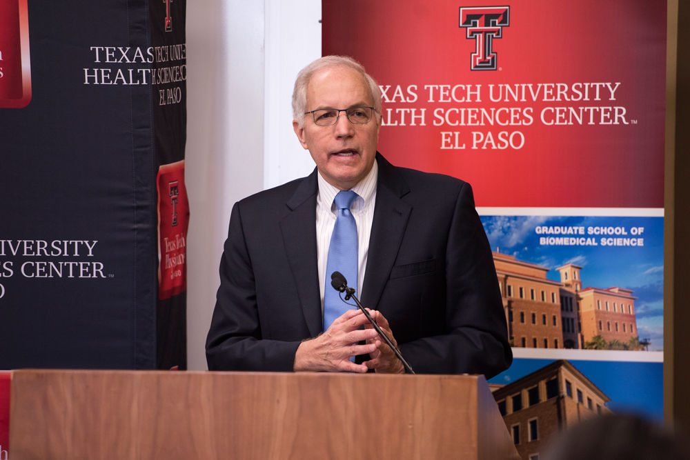 Texas Tech El Paso awarded $2M for cancer research | Local