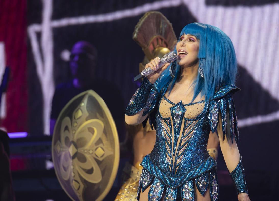 Cher: diva among divas