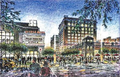 City of El Paso Downtown Plan