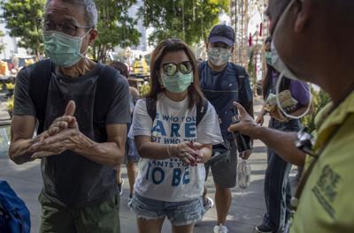 Asia Protective Masks