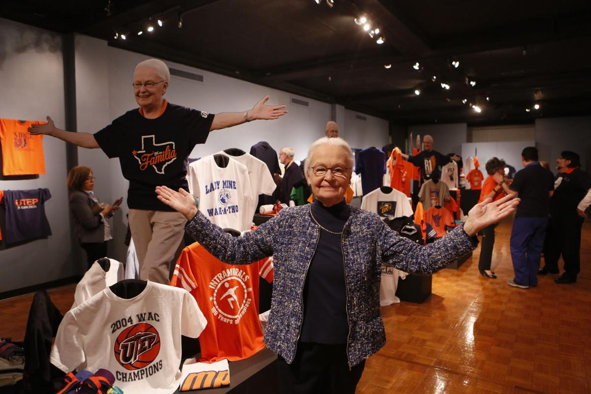 T-shirts of time: Natalicio's collection on exhibit