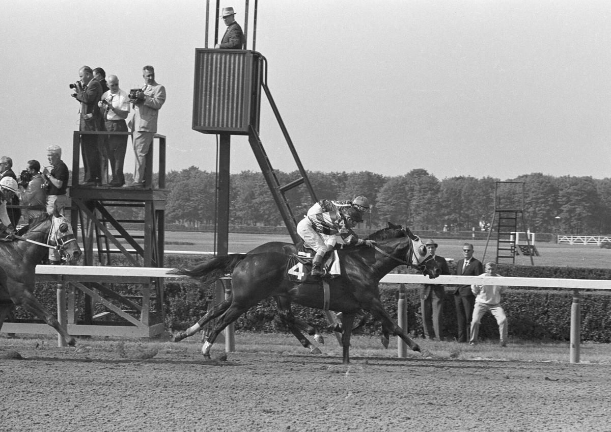 Belmont Stakes 1962