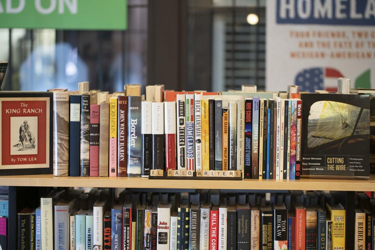 Riding, and reading, El Paso's new literary wave